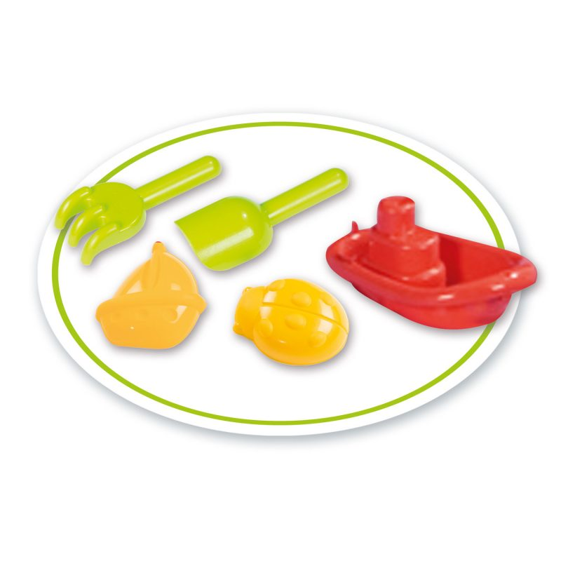 Accessoires Smoby zand en watertafel