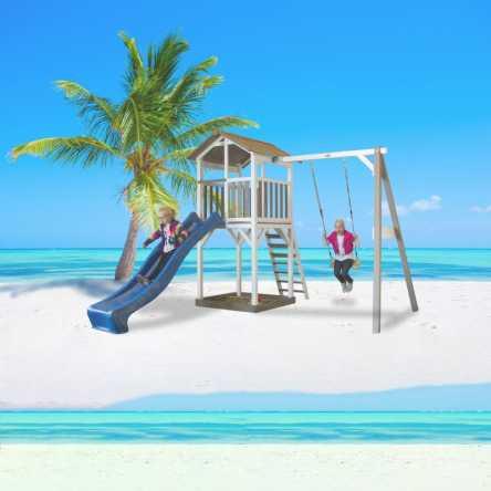 Beach tower speeltoren met schommel