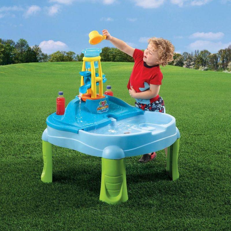 Water- en zandtafel Splash & Scoop Bay van Step2