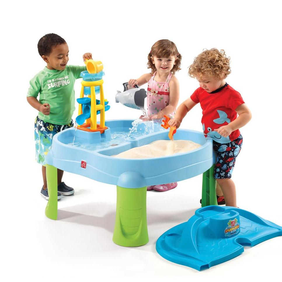 Zand- en watertafel Splash & Scoop