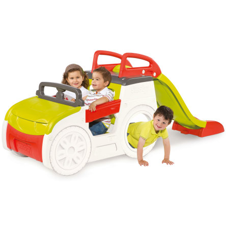 Smoby speelauto met zandbak