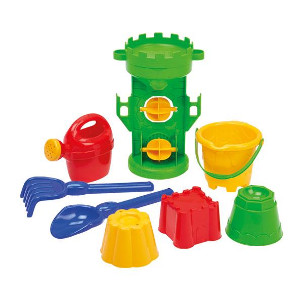 Voordelige zand en watertafel inclusief leuk speelgoed
