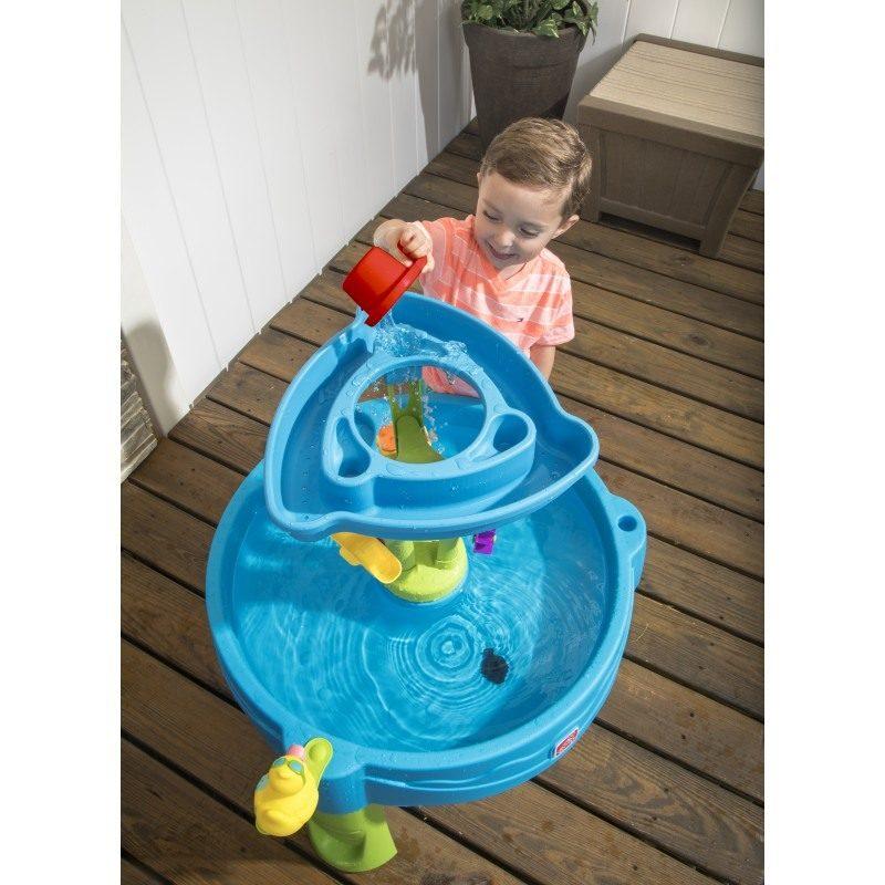 Summer Showers Splash Tower Water Table
