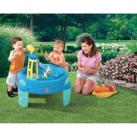 Water Wheel Watertafel