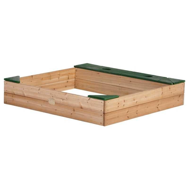 Amy houten zandbak