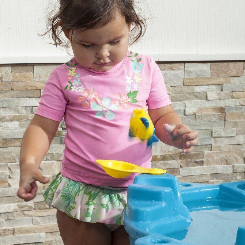 Spill en Splash Watertafel lanceerder 2