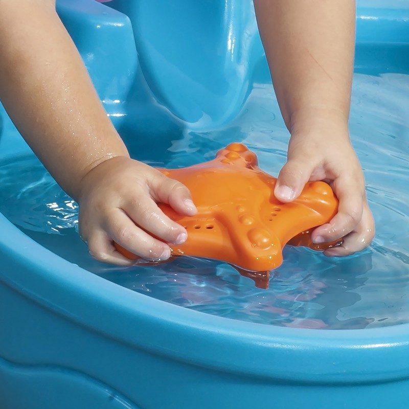Spill en Splash Watertafel zeester