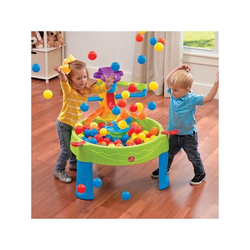 Watertafel met speelballen Busy Ball Step2