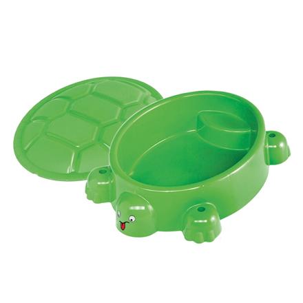 zandbak schildpad Paradiso